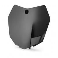STARTNUMBER PLATE CPL. BLACK EXC/F 2014-16