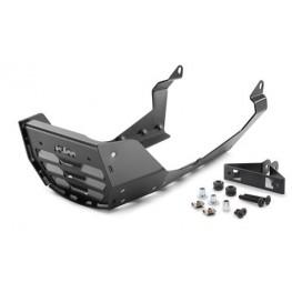 Front spoiler Aluminium Black 690 Duke 12-15 / Duke R 13-17