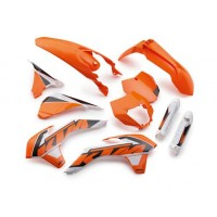 PLASTIC KIT 200/250/300/450/500 EXC 16 // 250/350 EXC-F 16