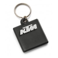 KTM - RUBBER KEY RING