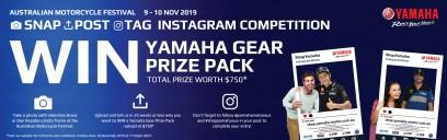 Yamaha Day 2021 Competition Winners