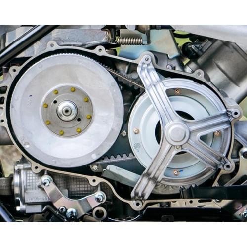 Fully automatic Ultramatic transmission