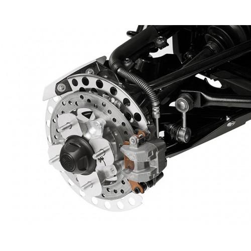 Four-Wheel Hydraulic Disc Brakes