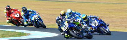 YRT and Dunlop Join Forces for ASBK Assault