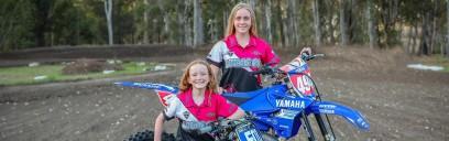 Go Girl Racing Australia Junior Female Team Riders