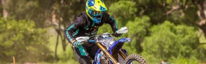 bLu cRU Riders Blast off in AORC Opener