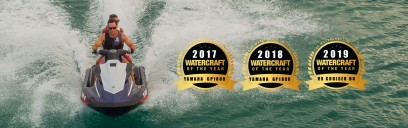 Yamaha takes out the Watercraft of the Year Award