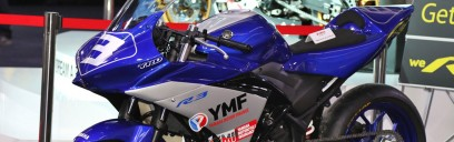 Race Bike Rundown Yamaha YZF-R3