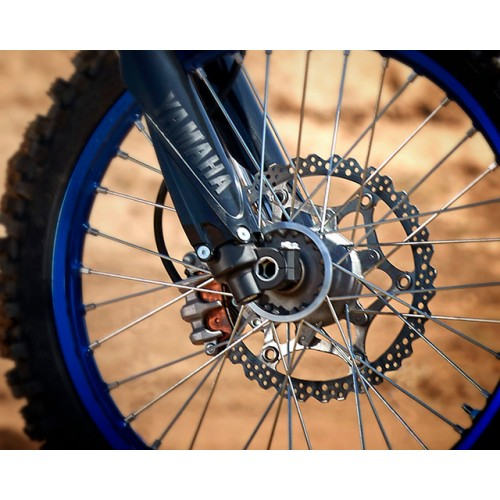 More powerful brakes