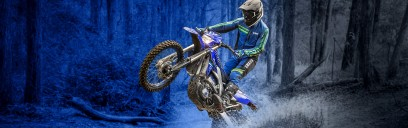All new WR450F announced