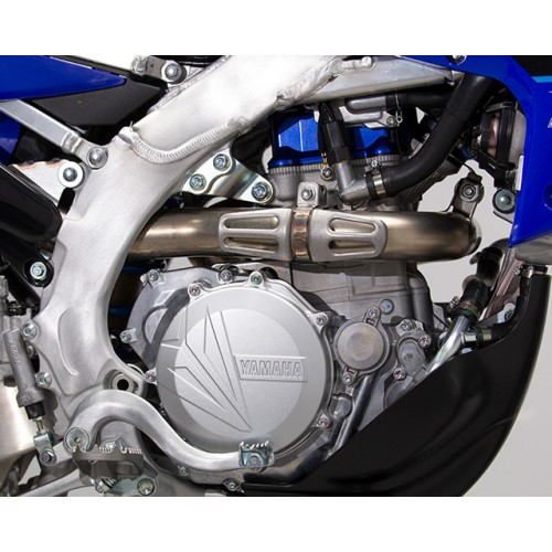 More powerful and compact new 450cc engine