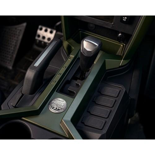 Automotive-Inspired Cockpit