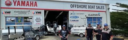New Outboard Dealer: Offshore Boat Sales