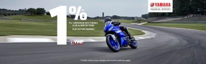 YZF-R3 Finance