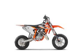 KTM 50 SX 2021