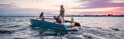 HARMO Unveiled at Genova Boat Show 2021