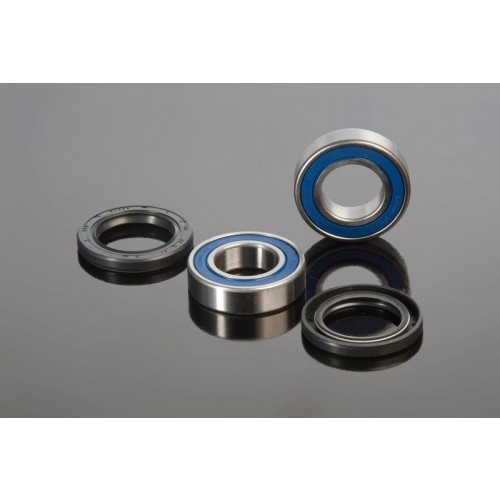 FRONT WHEEL BEARING KIT SUZUKI &  KAWASAKI