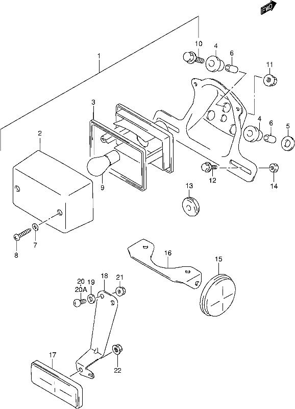 92369: 1988 Suzuki Lt80 Wiring Diagram At Hrqsolutions.co